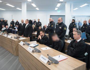Empieza en Alemania el juicio a un grupo neonazi acusado de terrorismo