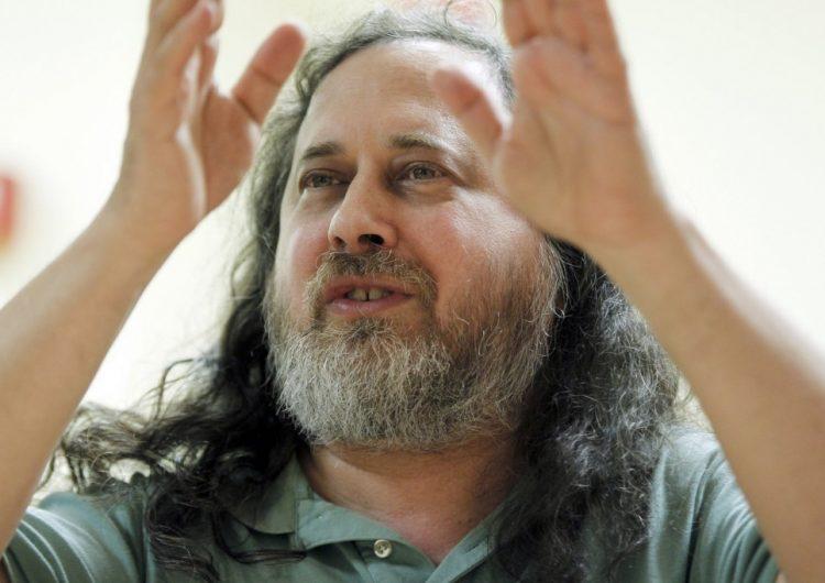 El gurú tecnológico Richard Stallman deja el MIT y su fundación tras comentarios sobre el caso Epstein