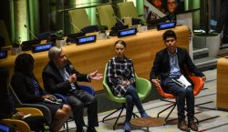 """""""Somos imparables"""": jóvenes advierten que no se detendrán hasta que…"""