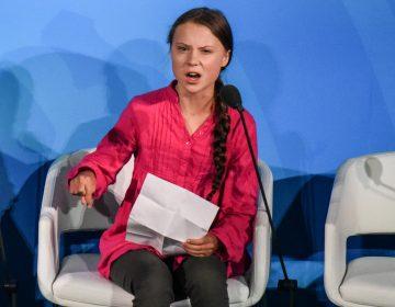 """""""¿Cómo se atreven?"""", el reclamo de la activista Greta Thunberg a los líderes mundiales en la ONU"""