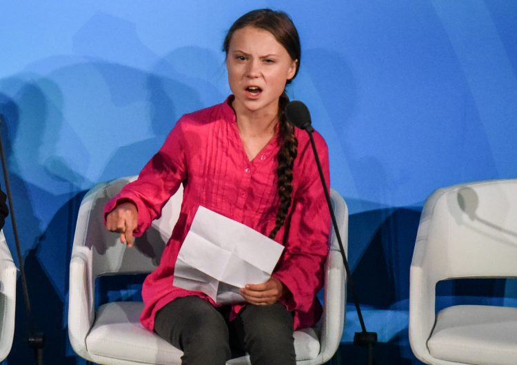 Greta Thunberg-Cumbre Climática-ONU-Asamblea General-crisis climática