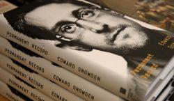 EU demanda a Edward Snowden para evitar que obtenga ingresos…