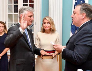Trump nombra a Robert O'Brien como asesor de Seguridad Nacional tras la salida de John Bolton
