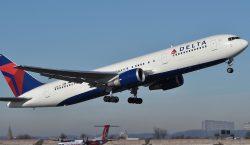 Un avión de Delta se desploma más de 9 mil…