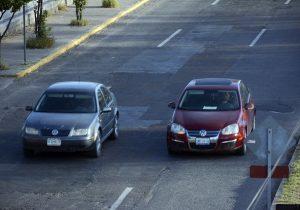 Sacan de circulación hasta 20 conductores de aplicación de transporte al día