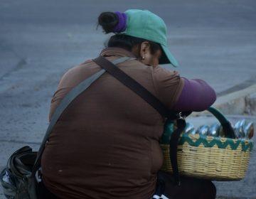 Hasta 15 comerciantes ambulantes son retirados diariamente del Centro de Aguascalientes