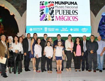 Presentan el Museo Nacional de Pueblos Mágicos de Calvillo