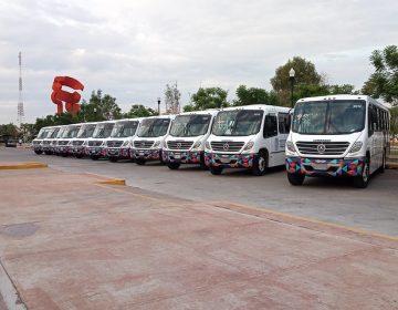 Detectan 5 mil registros duplicados en credenciales de estudiantes para transporte