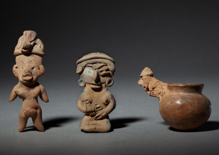 subasta-francia-méxico-arte precolombino