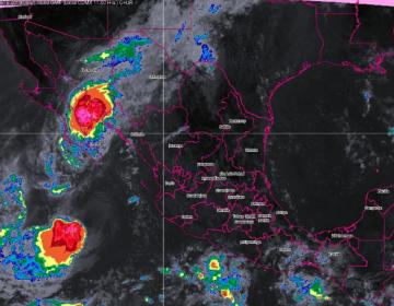 Alerta en Sonora y Sinaloa por el huracán Lorena de categoría 1