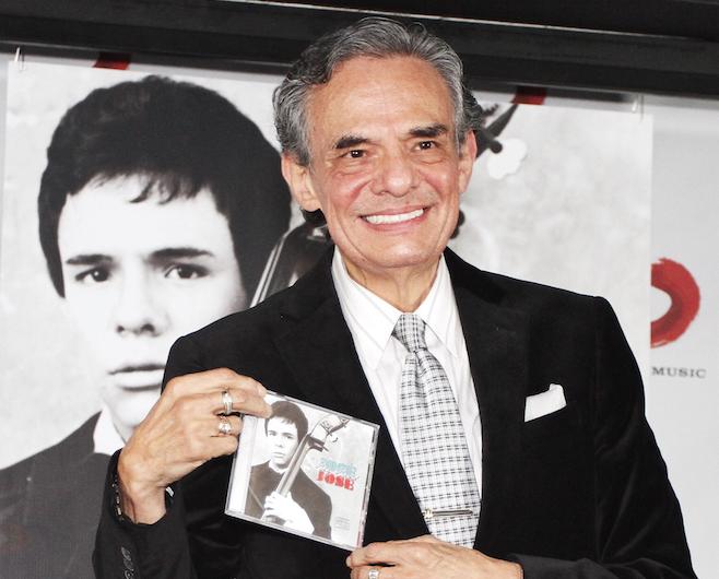 José José, el Príncipe de la canción muere a los 71 años de edad