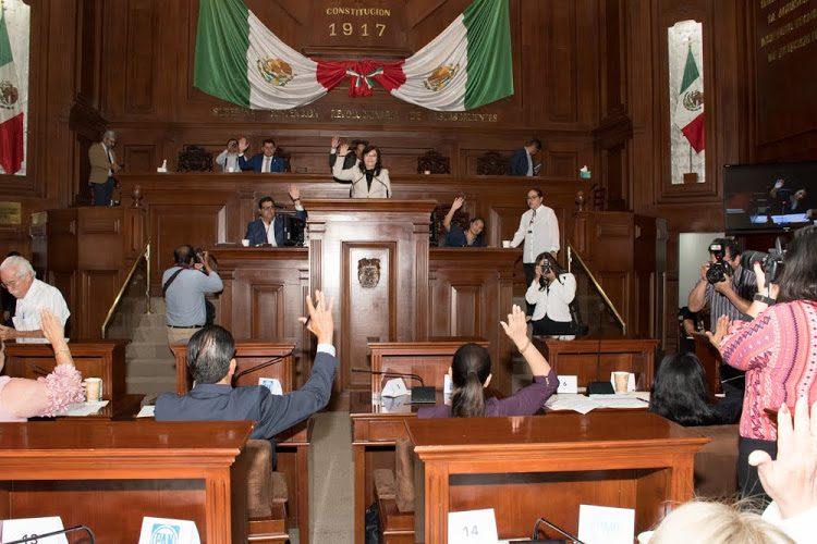Va la CNDH contra decisión de diputados de Aguascalientes