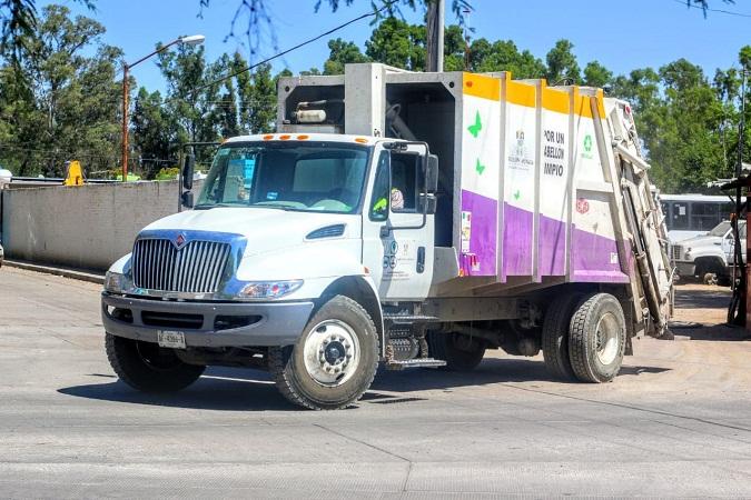Implementarán horario de depósito de basura en Pabellón de Arteaga