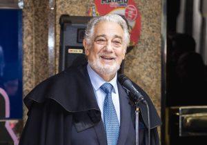 Cancelan actuación de Plácido Domingo en Ópera de NY, tras las acusaciones de acoso sexual