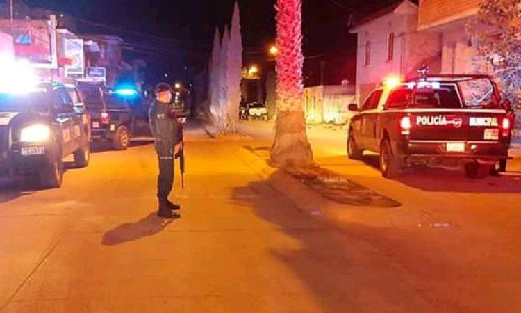Se reafirma Loreto como foco rojo de inseguridad para Aguascalientes: SSPE