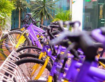 Adquiere ayuntamiento de Pabellón 50 bicicletas para préstamo público