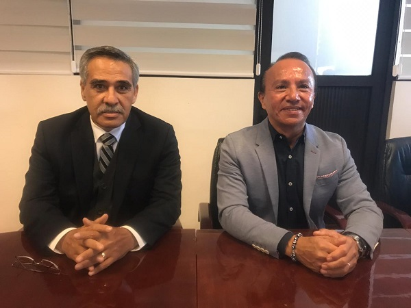 Presentan a nuevo secretario de Salud en Aguascalientes