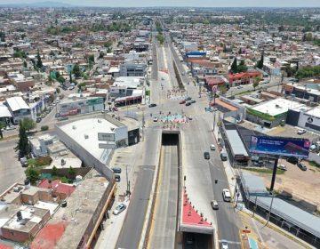 Alistan tres nuevos pasos a desnivel en Aguascalientes