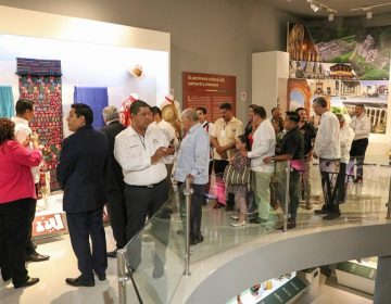 Inauguran el Museo Nacional de Pueblos Mágicos en Calvillo