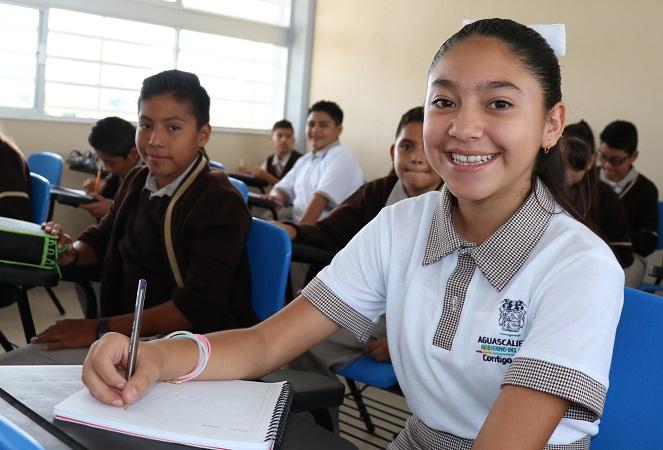 Este martes iniciará jornada ampliada en escuelas de Aguascalientes