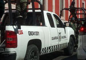 Elementos de la Guardia Nacional duermen en el suelo: diputado