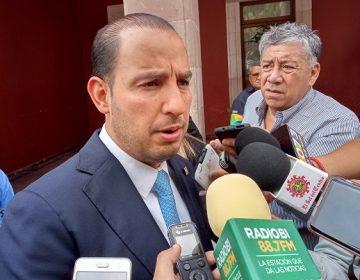 Tere Jiménez, de las mejores gobernantes del país: Marko Cortés