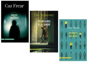 ¿Qué libros leer? Caz Frear, Lisa McInerney, Yoav Blum…