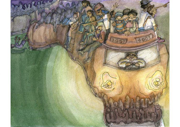 Un libro para respetar a los niños migrantes