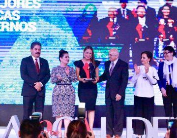 Premian a Tere Jiménez con primer lugar nacional en finanzas sanas