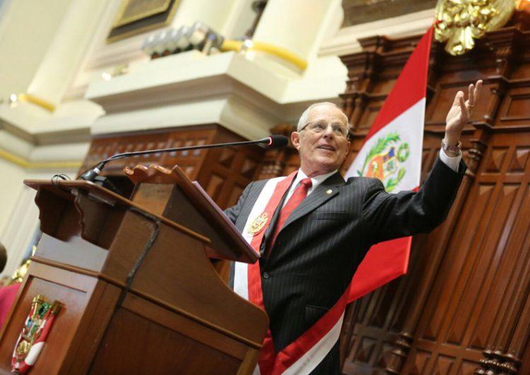 Embargan casas de expresidente peruano Kuczynski por caso Odebrecht