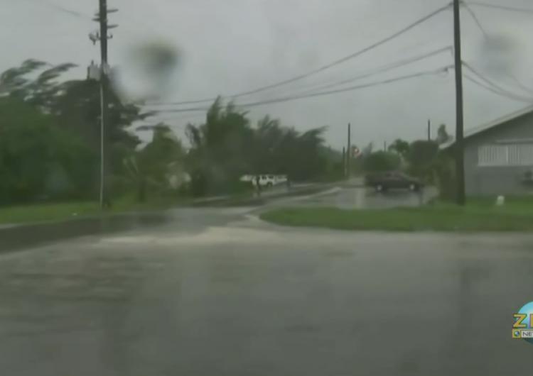 Inundaciones y casas destruidas: Bahamas vive la devastación del huracán mientras EU evacúa la costa
