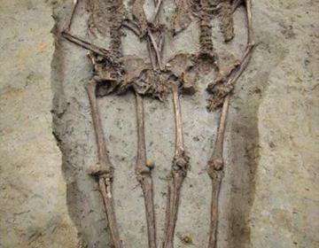 """Científicos revelan que los """"Amantes de Módena"""" eran hombres"""