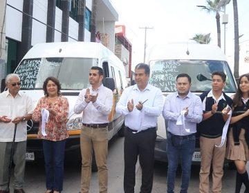 Reactivan rutas de transporte suburbano en Pabellón de Arteaga