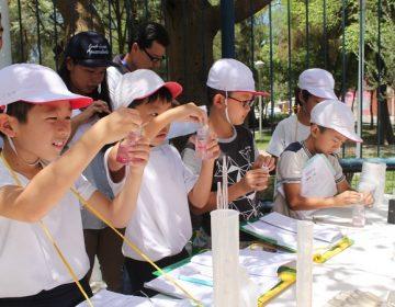 Impulsa Veolia cultura de cuidado del agua a comunidad japonesa en Aguascalientes