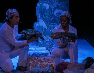 A través del teatro, mexicanos llevan la conciencia del cuidado de los océanos y especies marinas