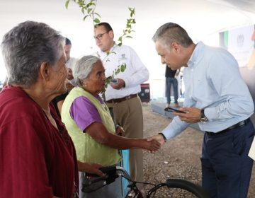 Acuden brigadas de programa Contigo al 100 al municipio de Jesús María