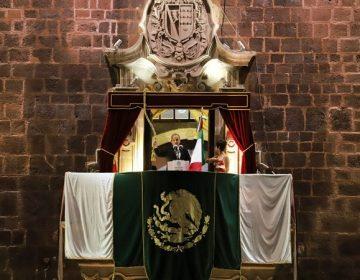 Encabezó Orozco celebración del grito de independencia