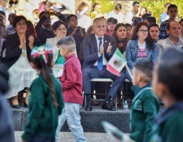 Celebró Noel Mata fiestas patrias en Jesús María