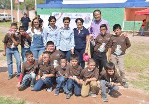 Participa Jesús María en torneo de beisbol de comedores comunitarios