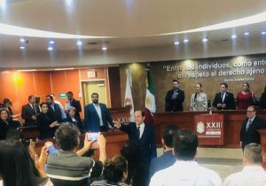 Designan al ciudadano Miguel Ángel Mora como titular de la CEDH
