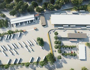 Inicia construcción de primer terminal #YoVoy para transporte público
