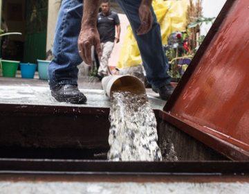 Crítico el abasto de agua de Puebla