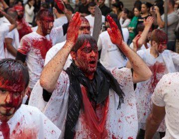 Hombre accidentalmente se decapita durante celebración religiosa