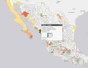 Sólo 37 de 217 municipios poblanos cuentan con Atlas de Riesgo