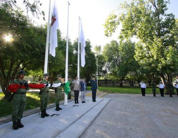 Reinstauran Plaza de las Banderas de la UAA con enfoque en comunidades indígenas