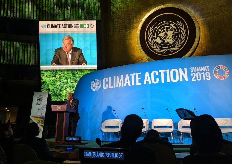 Una inesperada asistencia de Trump y otras ausencias a la Cumbre Climática de la ONU