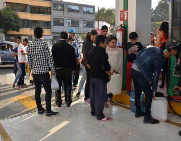 Persiste desabasto de combustible en Puebla