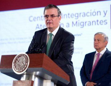 México afirma que redujo 56% el flujo migratorio a EU desde mayo