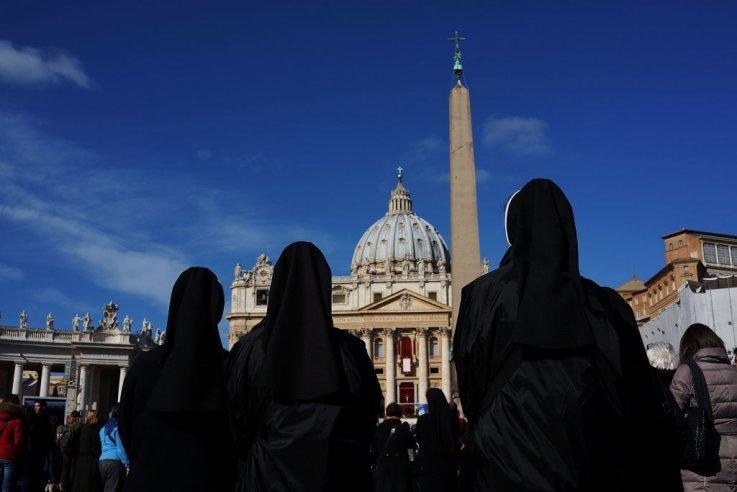 Una monja escribe la primera disertación del abuso sexual de sacerdotes
