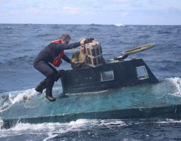 La Guardia Costera de EU intercepta un submarino con 165 mdd en droga